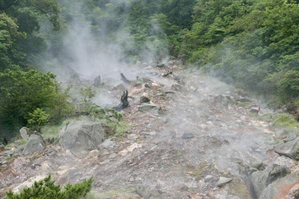 宮崎県白鳥温泉地獄