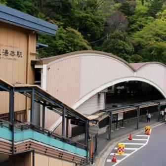 箱根湯本の温泉