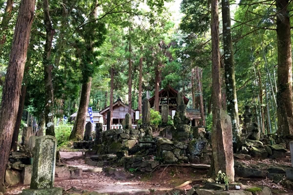 宮本武蔵のお墓