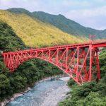 宇奈月温泉のおすすめの温泉宿・歴史・観光のおすすめモデルコース