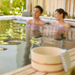 露天風呂付き客室はカップルでいつでも何度も入れる。露天風呂付き客室7選