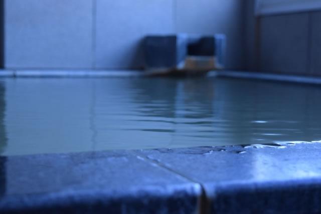 水風呂の入り方