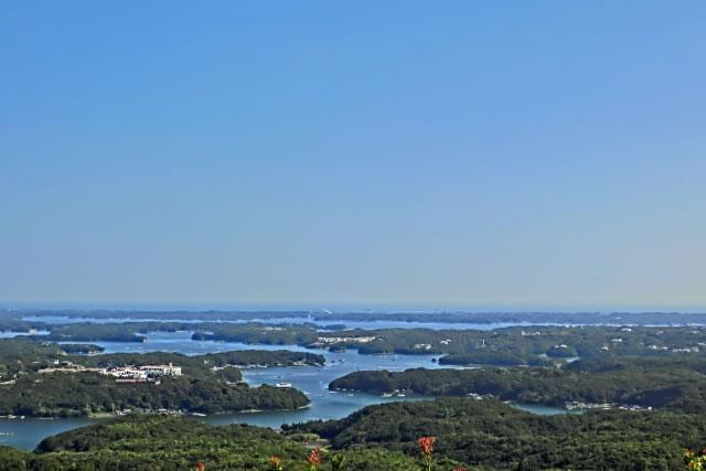 伊勢志摩の島々