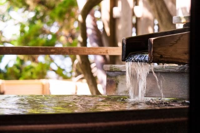 厳選かけ流しの温泉